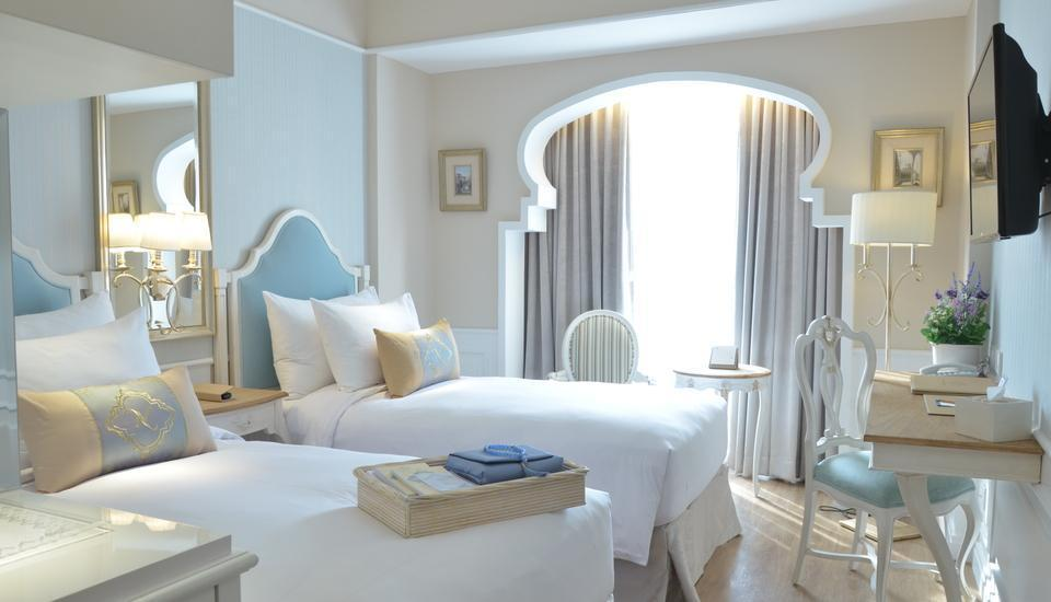 Noor Hotel Bandung - Deluxe With Breakfast Regular Plan