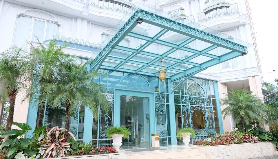 Noor Hotel Bandung - Front View