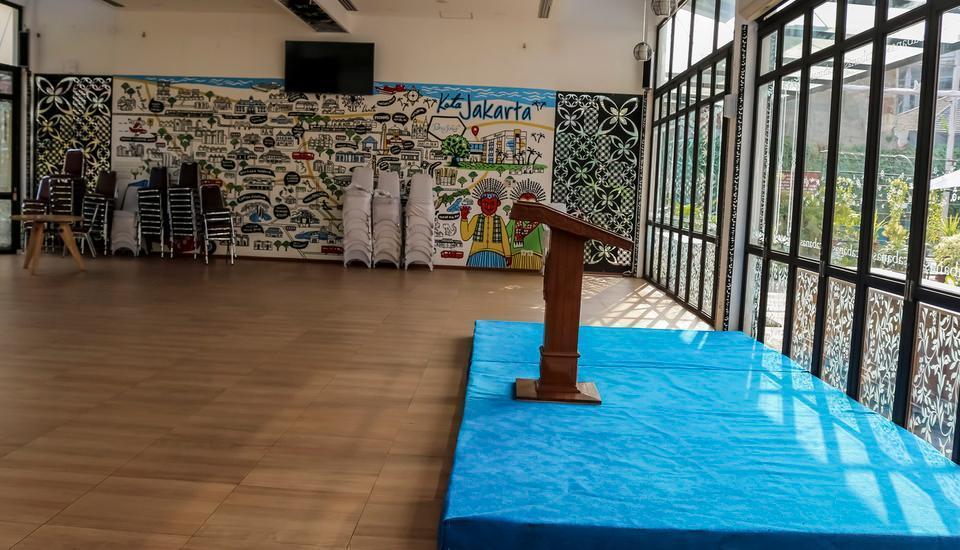 NIDA Rooms Ahmad Yani Cempaka - Ballroom