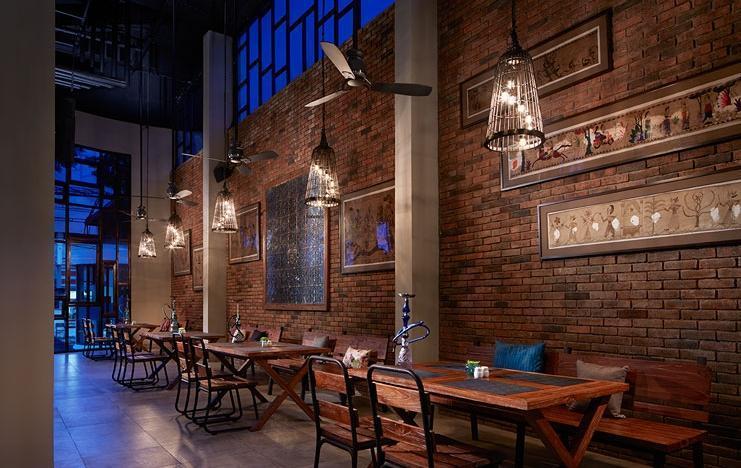 Sun Island Hotel Legian - Topix Asia Restaurant