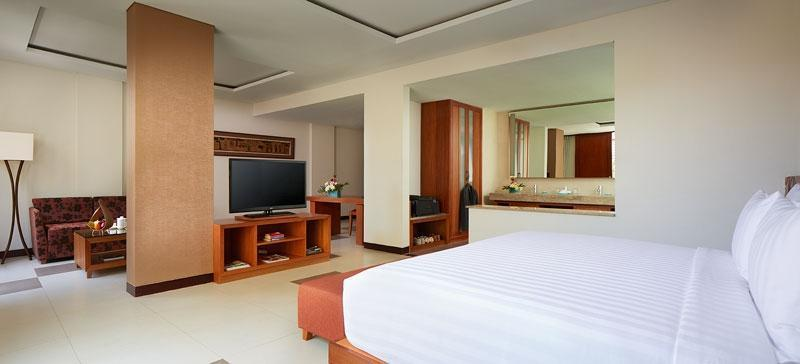 Sun Island Hotel Legian - Suite Room Hot Deal Promo