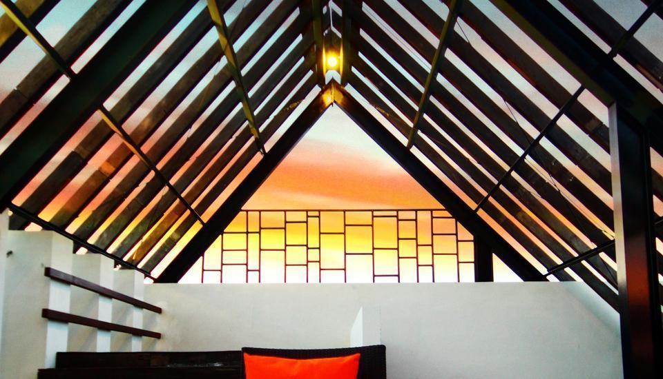 Sun Island Hotel Legian - Skylight Rooftop