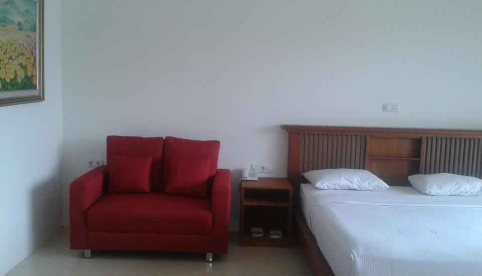 Jimmers Mountain Resort Bogor - Kamar Suite