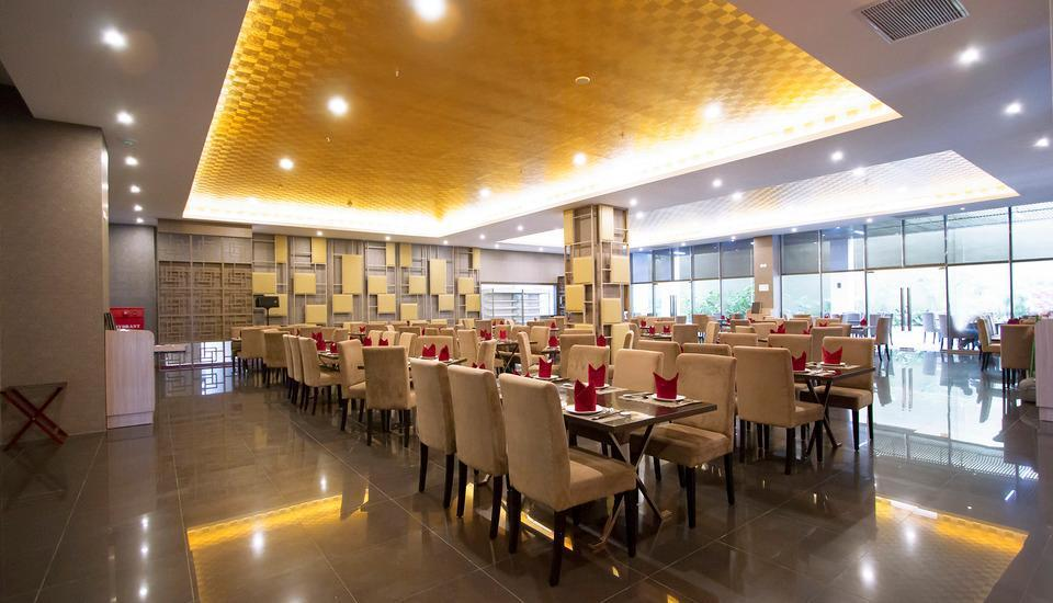Platinum Balikpapan Hotel And Convention Hall   - Catton Restaurant