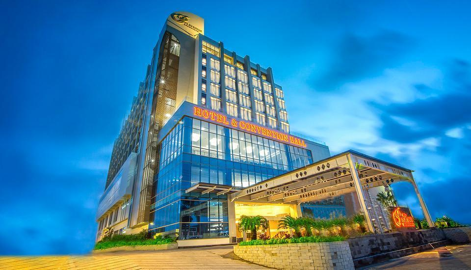 Platinum Balikpapan Hotel And Convention Hall   - Exterior