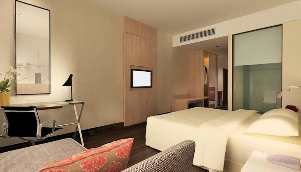 Swiss-Belhotel Airport Jakarta - Grand Deluxe with Breakfast Regular Plan