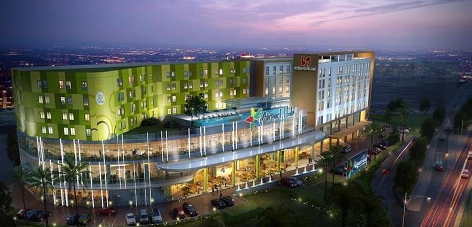 Swiss-Belhotel Airport Jakarta - Hotel Building