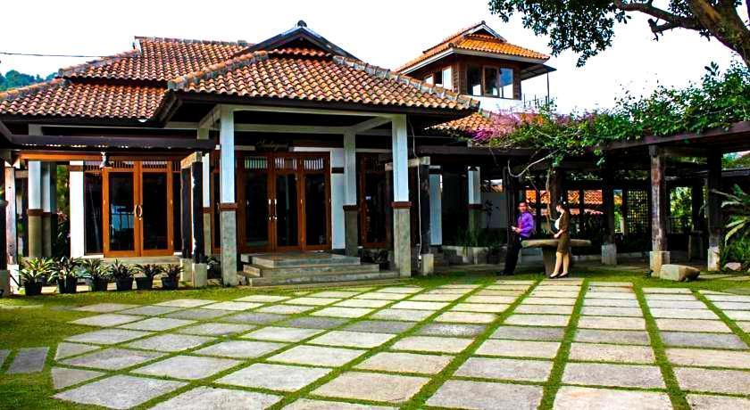 Dago Highland Resort Bandung - Tampilan Luar