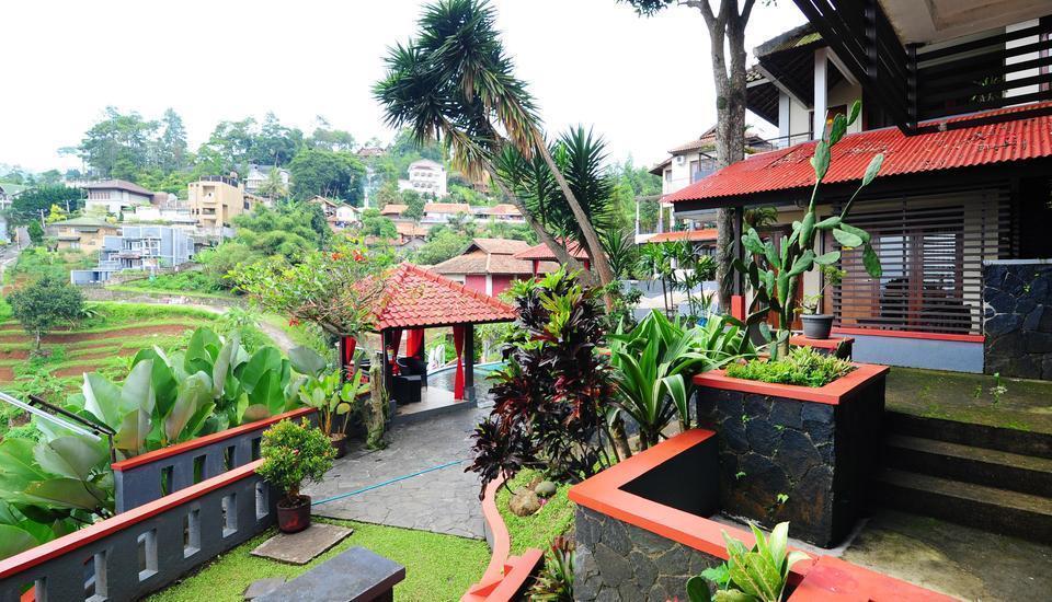 Dago Highland Resort Bandung - view