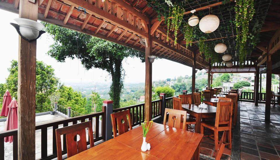 Dago Highland Resort Bandung - Restaurant