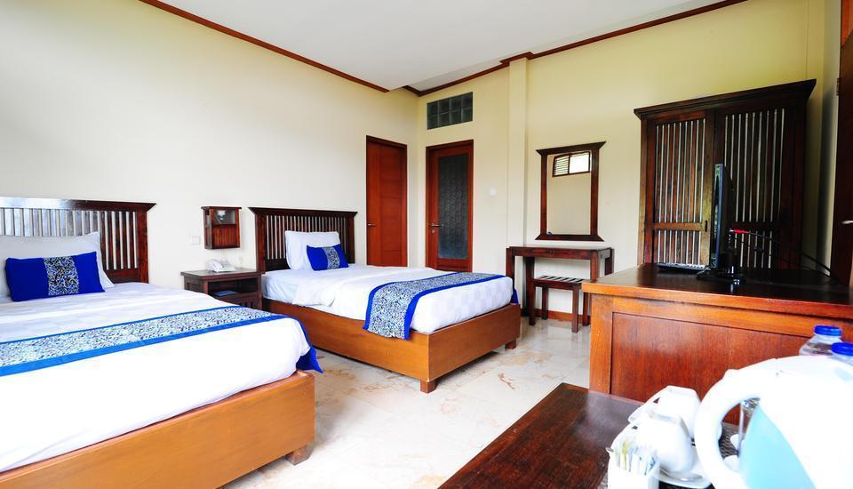 Dago Highland Resort Bandung - Superior Room Twin Hot Deals 23% Off