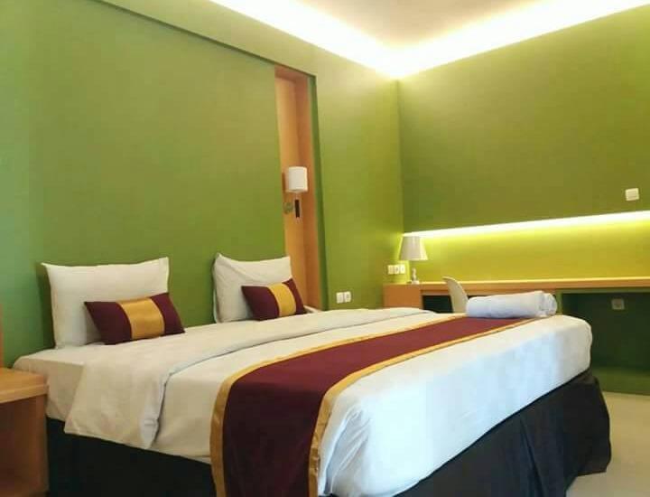 Dago Highland Resort Bandung - New Deluxe Room Hot Deals 23% Off