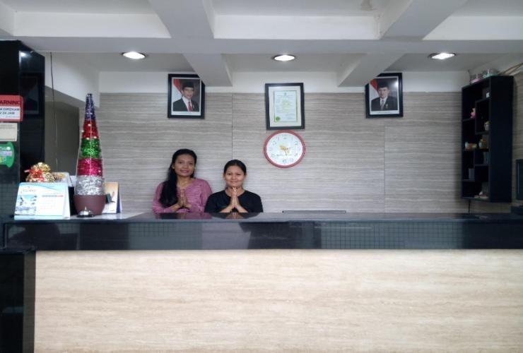 DC Hotel Utan Kayu Jakarta - Lobby