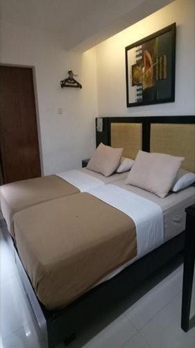 DC Hotel Utan Kayu Jakarta - Guest room
