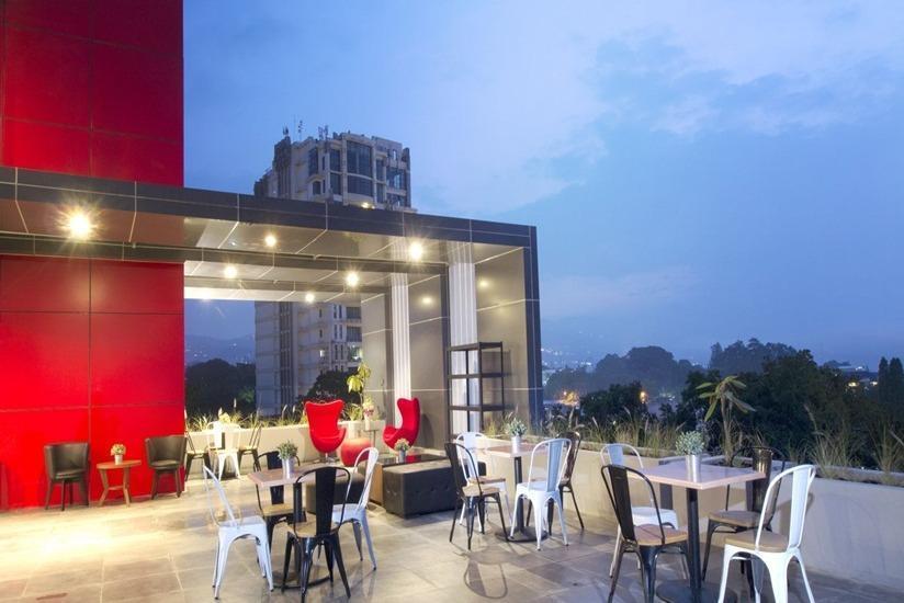 Tune Hotel Bandung - Restaurant