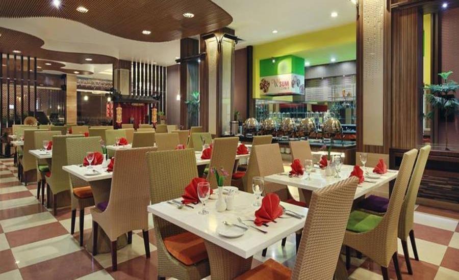 Hotel Mercure Pontianak - Restoran