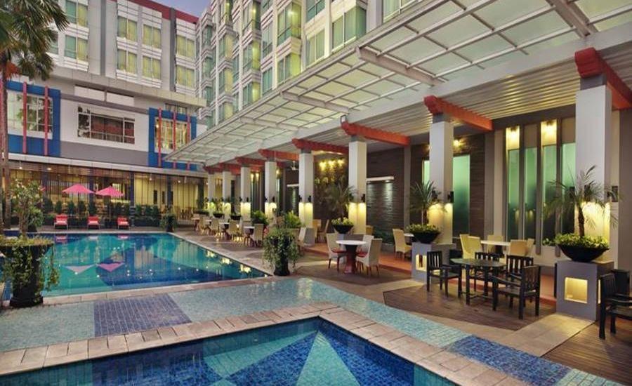 Hotel Mercure Pontianak - Kolam Renang