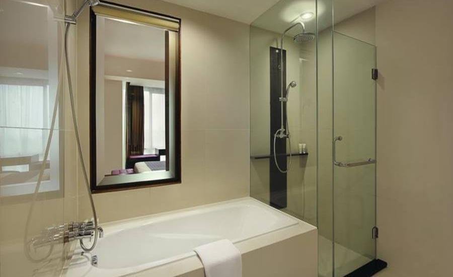 Hotel Mercure Pontianak - Kamar mandi