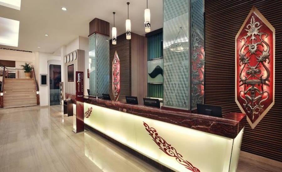 Hotel Mercure Pontianak - Resepsionis