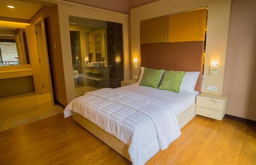 The Royal Kimberley Suites Bali - Deluxe Room Only Regular Plan