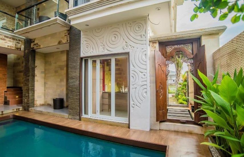 The Royal Kimberley Suites Bali - Kolam Renang