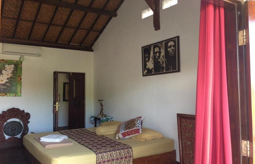 Double N Guest House Bali - Standard Double Room Only Flash Sale