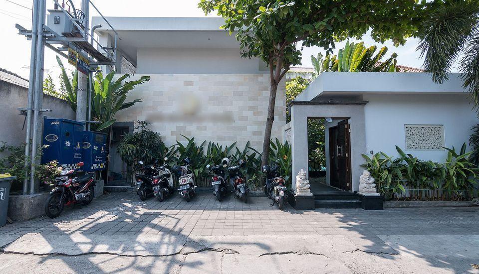 ZenRooms Kuta Theater Bali - Tampak luar