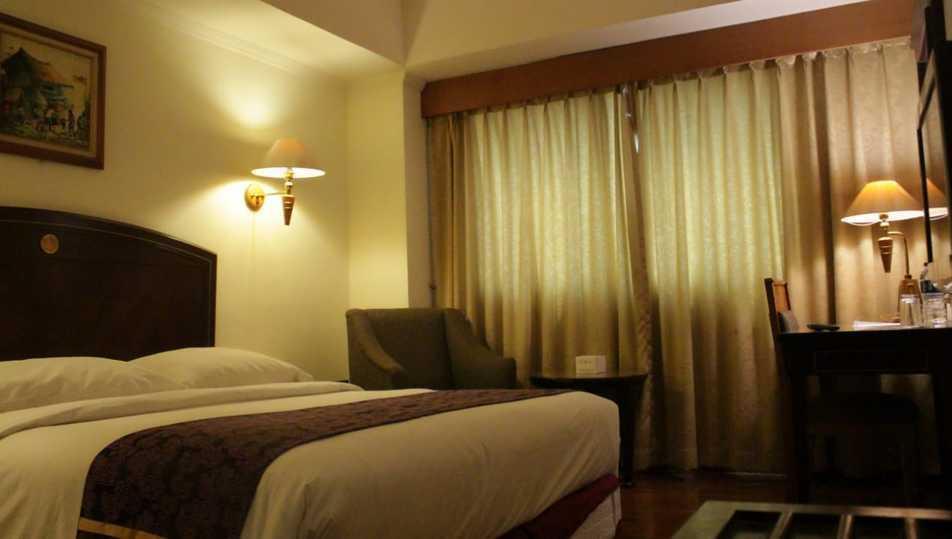 Hotel Maharadja Jakarta - Single Room Only Regular Plan
