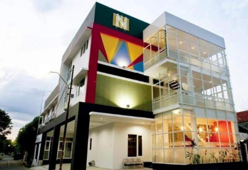 Nozz Hotel Semarang - Appearance