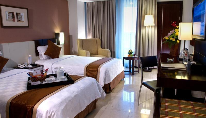 Clarion Hotel Makassar - Superior Twin