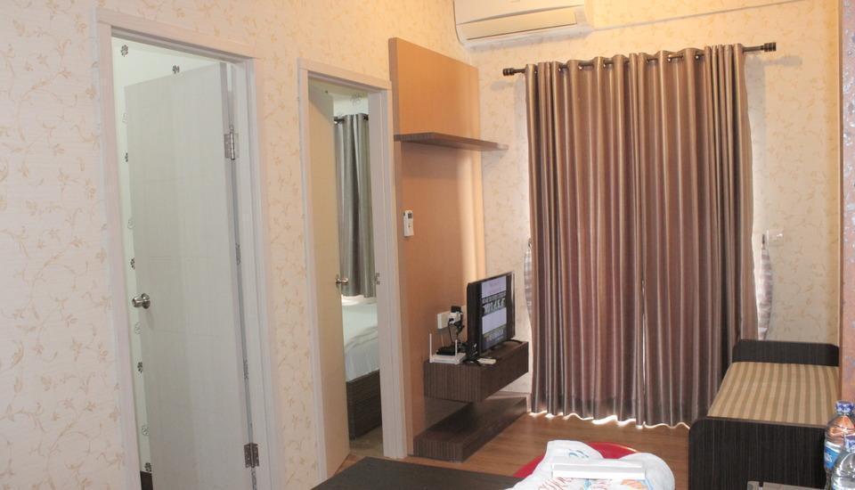 Fastrooms Bekasi - Two Bedroom Apartment Regular Plan