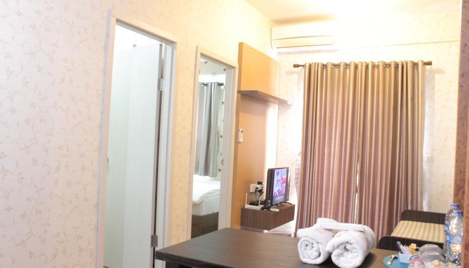 Fastrooms Bekasi - Two Bedroom Apartment LONGSTAY
