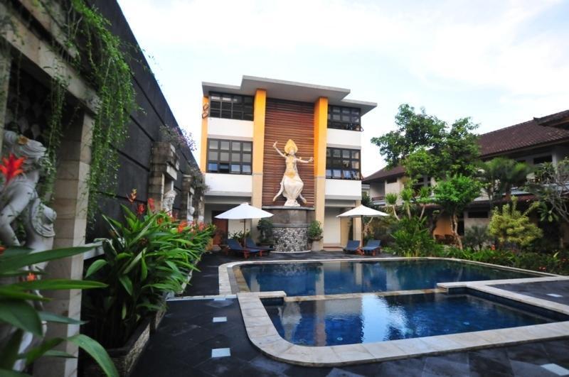 Sandat Hotel Legian - Kolam Renang