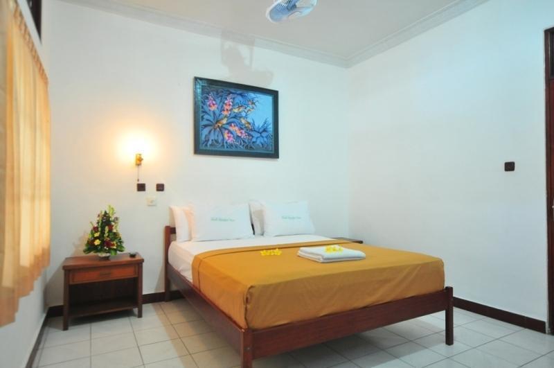 Sandat Hotel Legian - Standard Room Fan Hot Deal 51% with breakfast