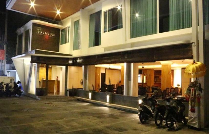 Premium Legian Hotel Bali - Eksterior