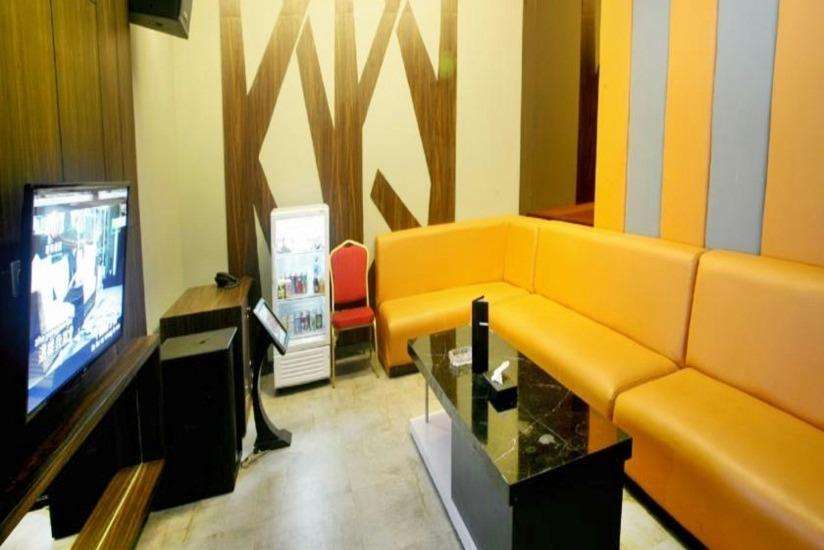 Grand Zuri Muara Enim - Ruang karaoke