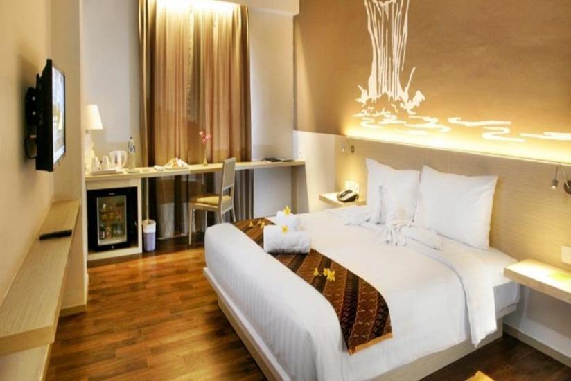 Grand Zuri Muara Enim - Superior Double Bed Regular Plan