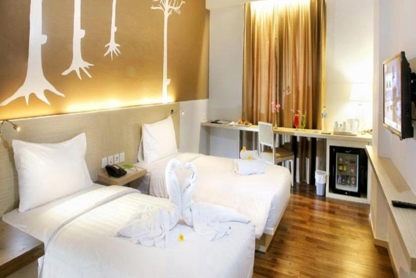 Grand Zuri Muara Enim - Superior Twin Bed Regular Plan