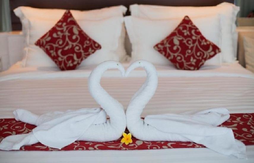 Crown Bali Villas Seminyak Bali - Kamar tidur