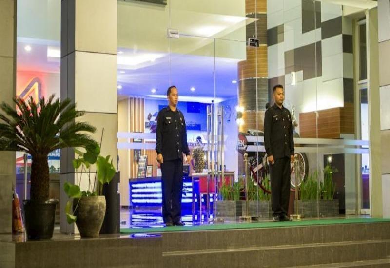 Lorin Hotel Sentul Bogor - Lobby