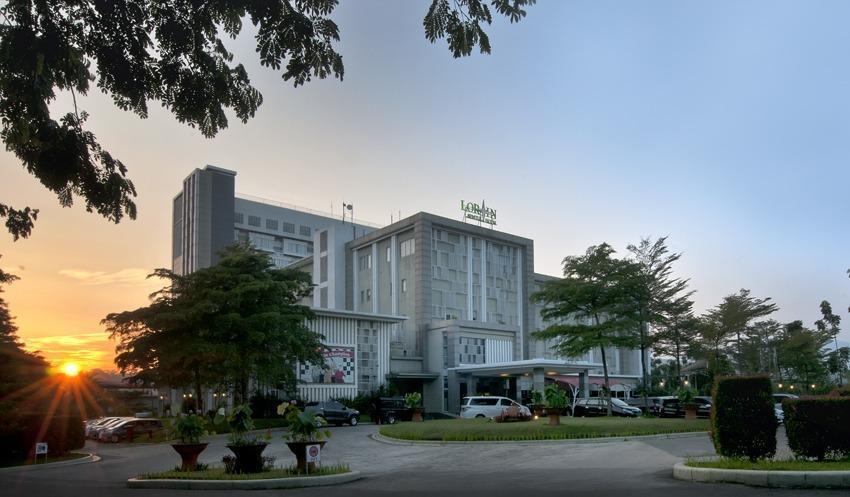 Lorin Hotel Sentul Bogor - Hotel View