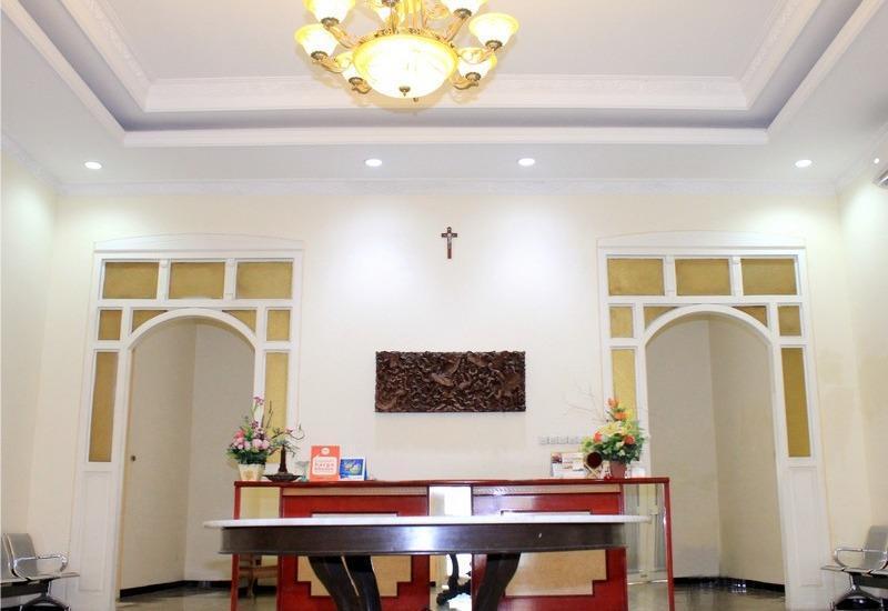 NIDA Rooms Semarang MT Haryono - Resepsionis