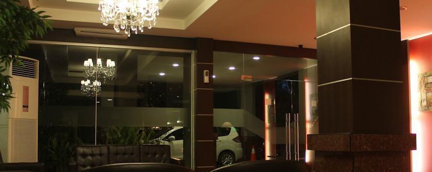 Hotel Zahra Kendari - Lobi