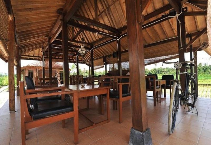 Balecatur Inn Yogyakarta - Restoran