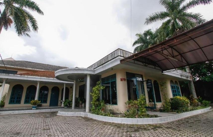 Hotel Griya Tirta Bangka - Eksterior
