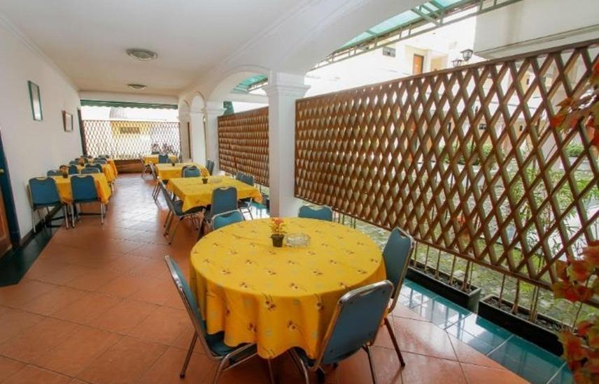 Hotel Griya Tirta Bangka - Coffee shop