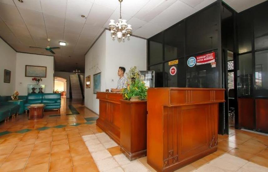 Hotel Griya Tirta Bangka - Lobi