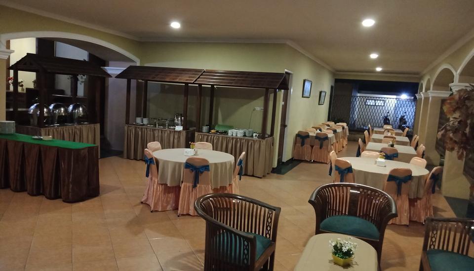Hotel Griya Tirta Bangka - Restaurant