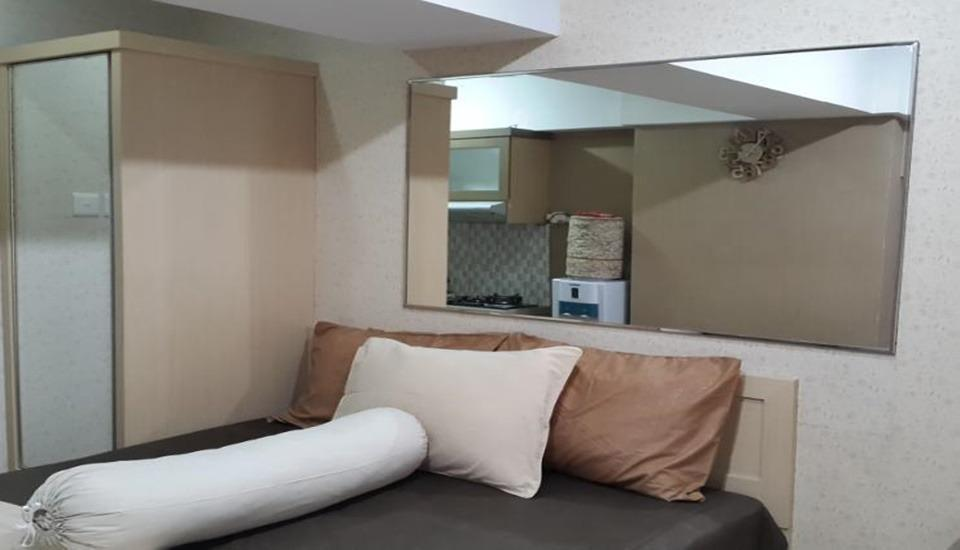 The Jardin Apartment By N Hospitality Bandung - Studio Room Regular Plan