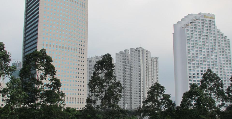 Studio One Hotel Jakarta - Hotel View